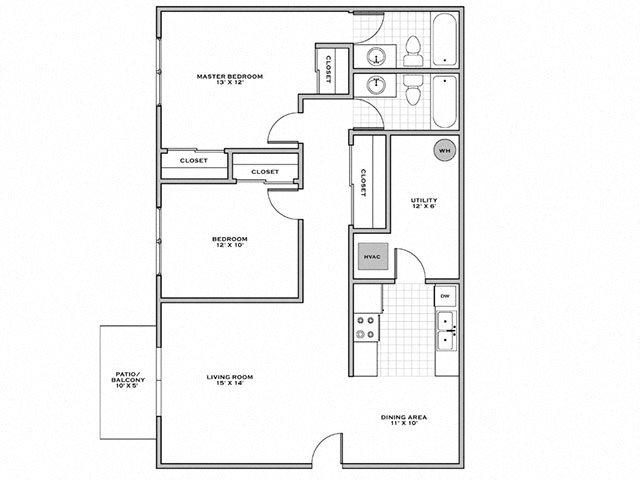 2 bedroom apartments in Wilmington NC
