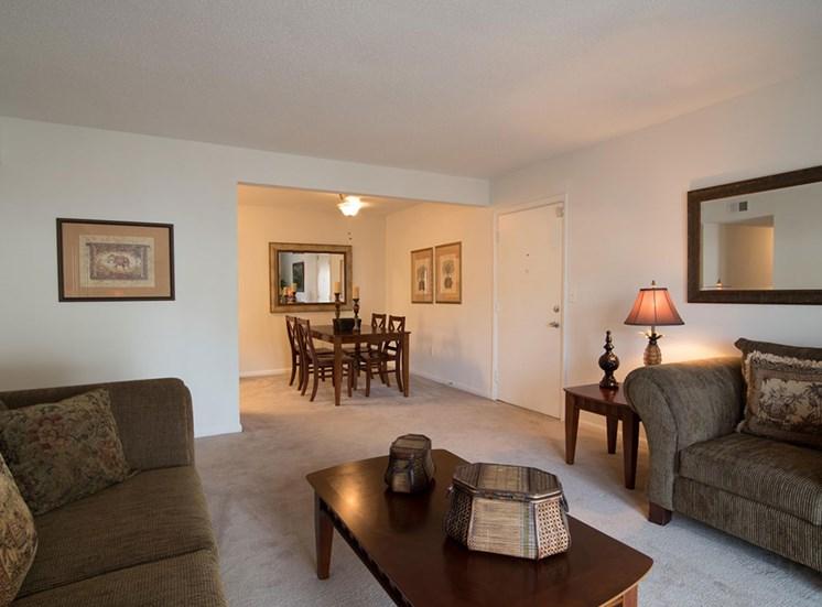 Wilmington Rentals Living area
