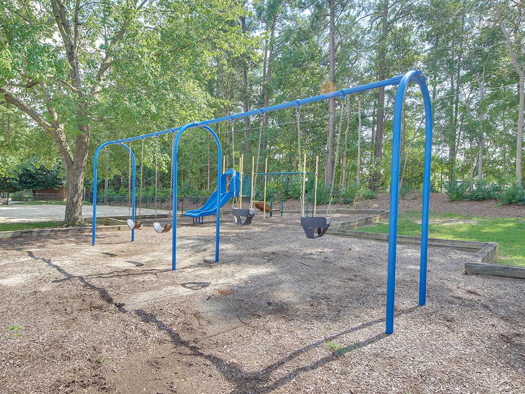 Open Playground Area at Montecito, North Carolina, 27609