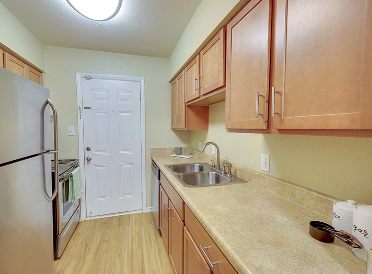 New Countertops and Cabinets at Montecito, North Carolina, 27609