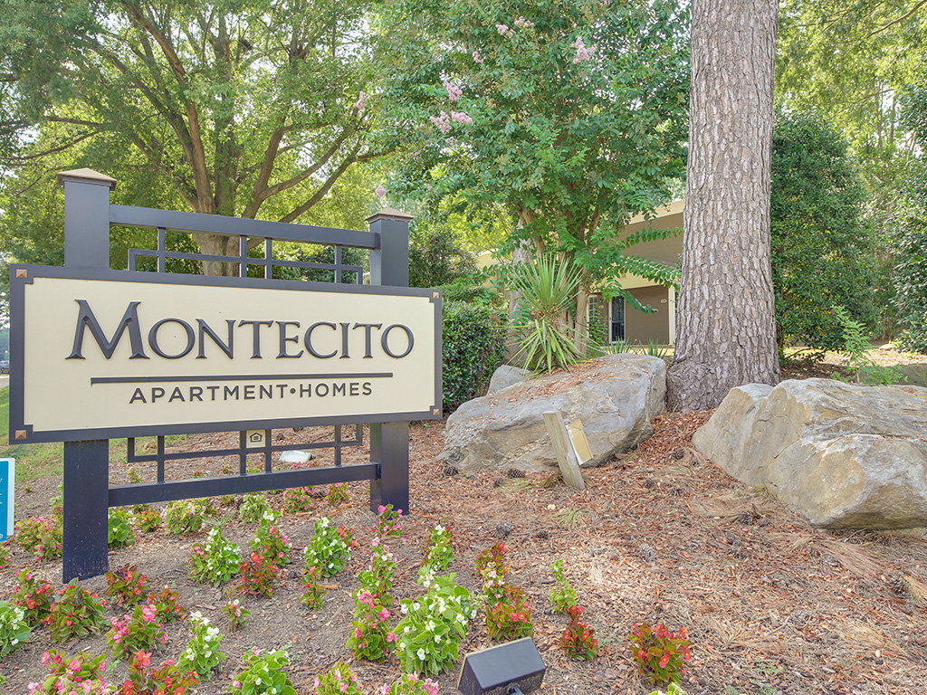 Entrance with Architectural Details at Montecito, Raleigh, 27609