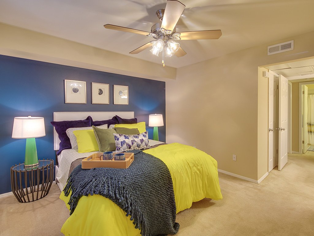 Private Master Bedroom at Montecito, Raleigh, NC, 27609