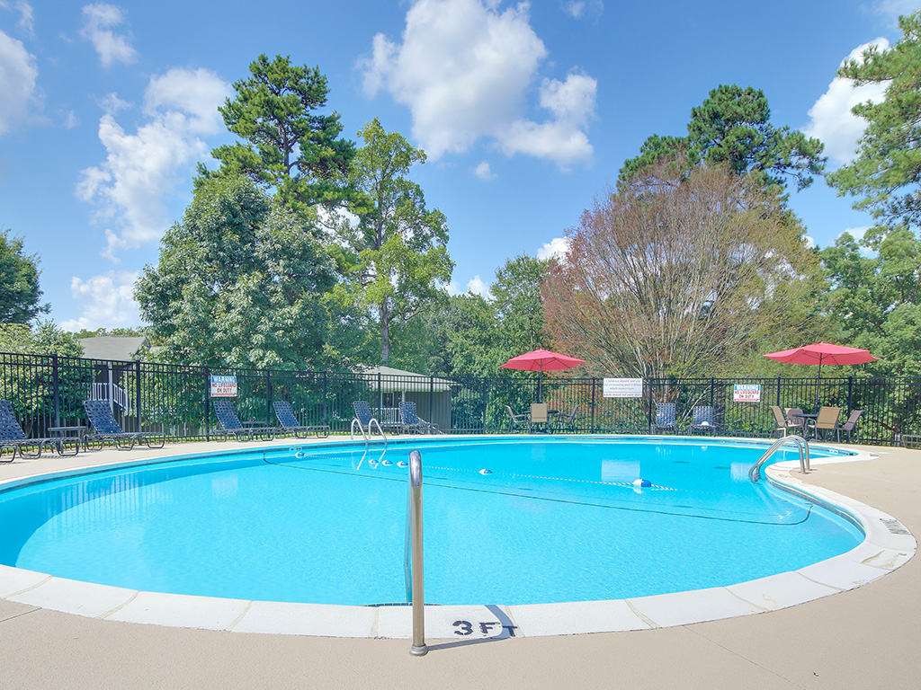 Sparkling Swimming Pools at Montecito, Raleigh, NC
