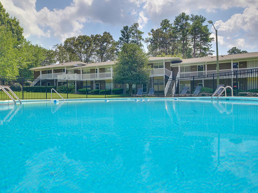 Resort-Style Pool at Montecito, North Carolina, 27609