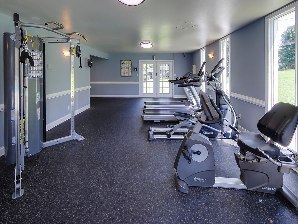Fully Equipped Fitness Center at Montecito, Raleigh, NC