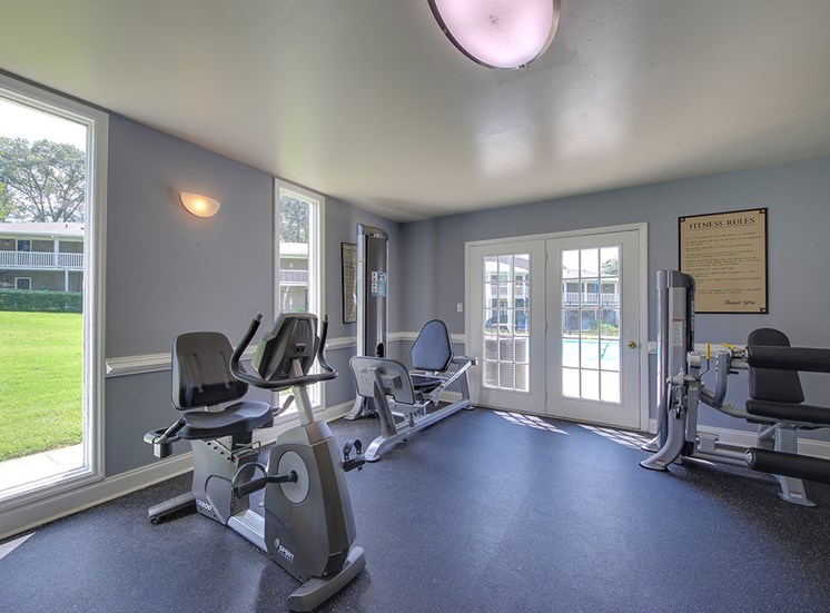 Cardio Equipment at Montecito, Raleigh, 27609
