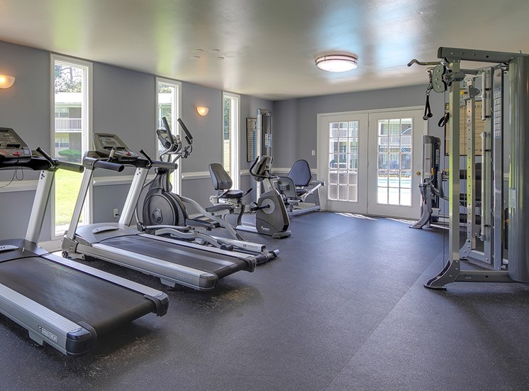 State-of-the-Art Fitness Center  at Montecito, Raleigh, North Carolina