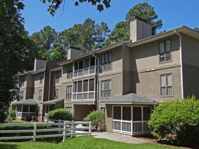 Screened Porches at Pine Winds
