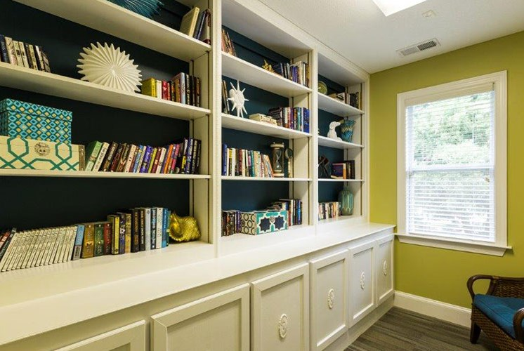 Leasing-Office-Bookshelves-Sumter-Square-Raleigh