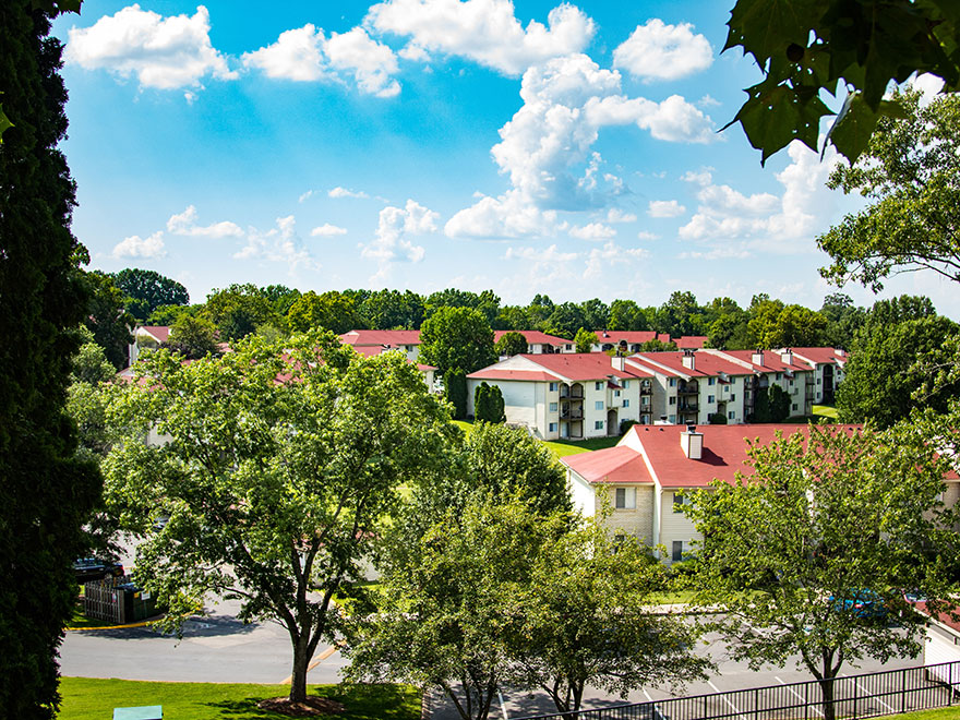 Homes at Chimney Top Apartments in Antioch TN