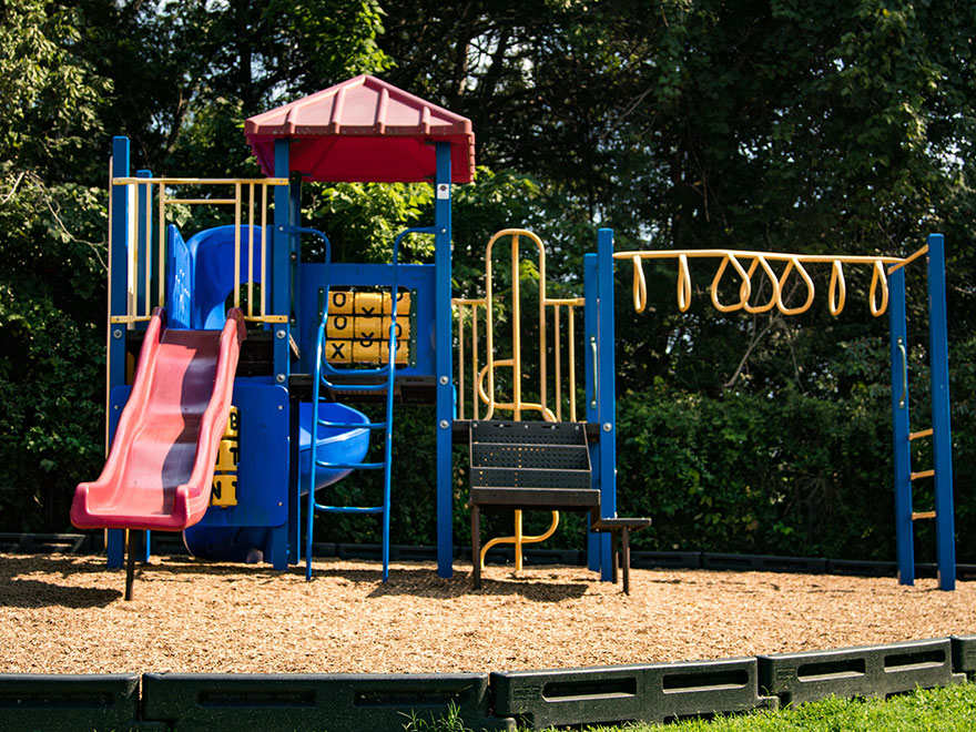 Playground at Chimney Top Apartments in Antioch TN