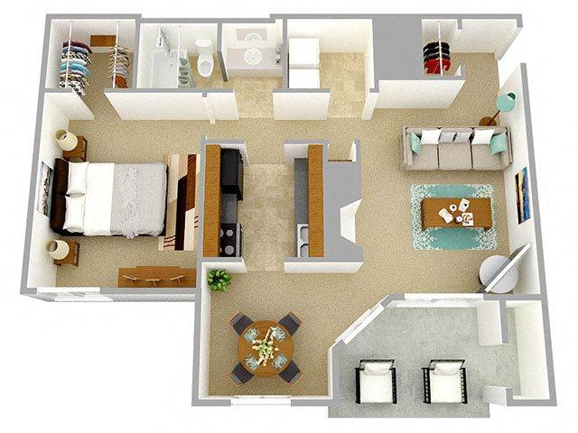 Phoenix floor plan.
