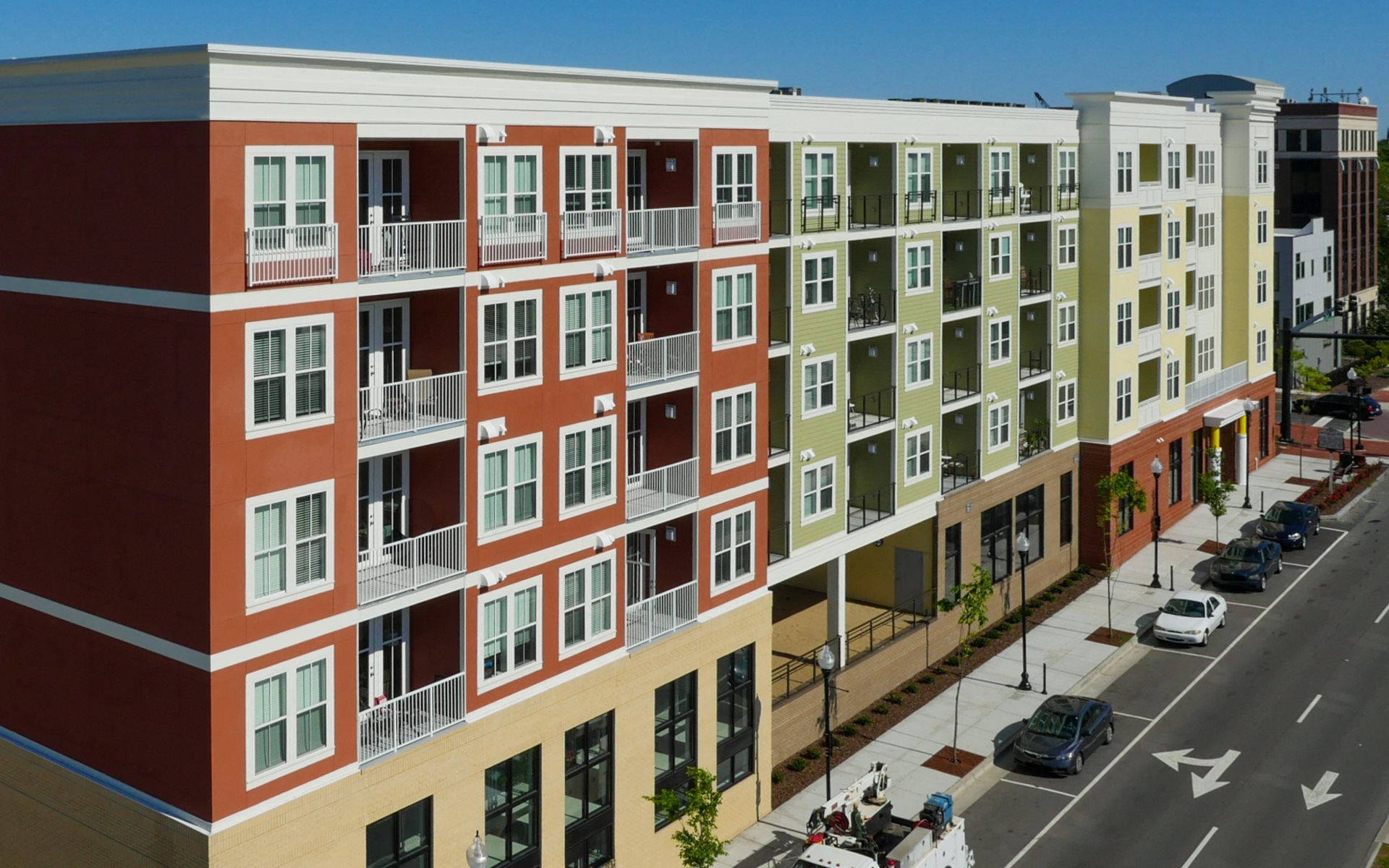 City Block Apartments In Wilmington Nc