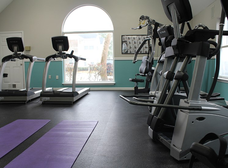 Flintlake Apartments Fitness