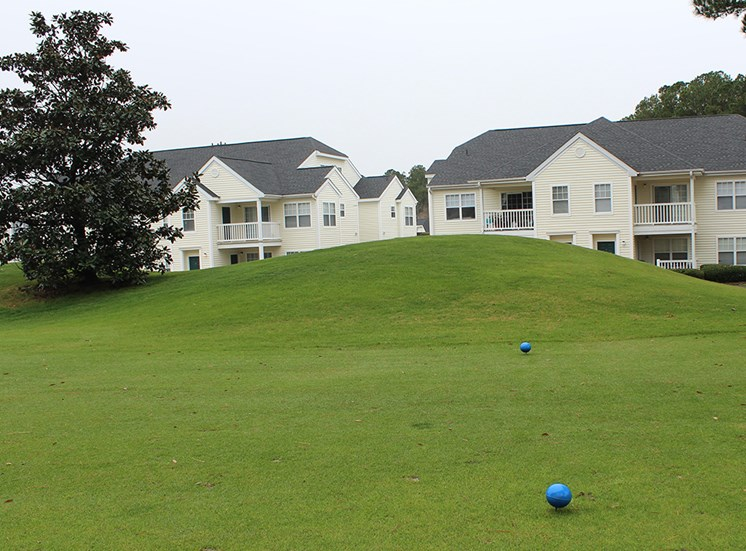Flintlake Apartments Golf
