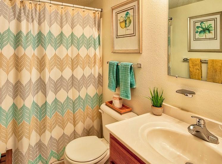 Lake Ridge Square Apartments Bath
