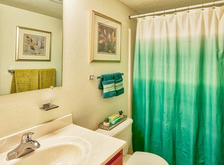 Lake Ridge Square Apartments Bath 2