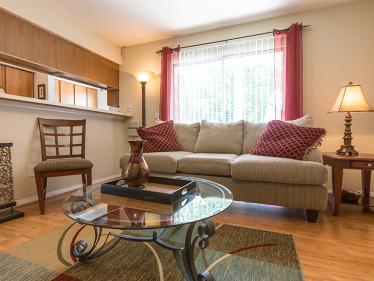 Affordable North Raleigh Rentals at Montecito West, Raleigh