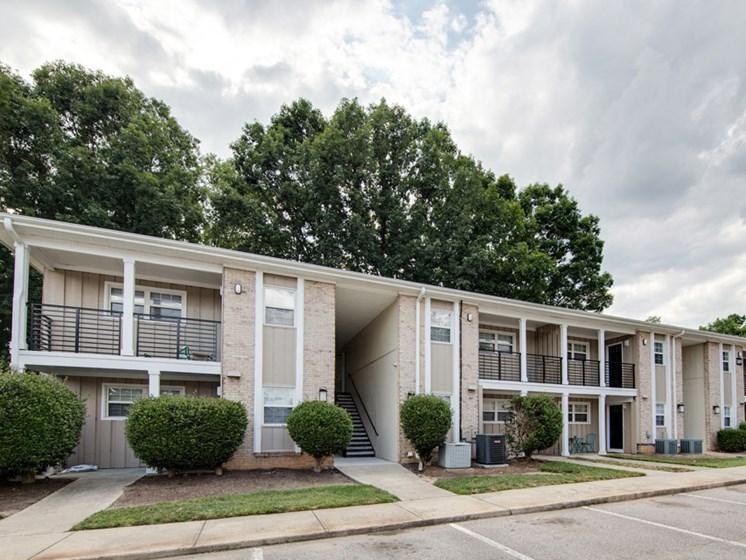 Montecito West Apartment Building in Raleigh NC at Montecito West, Raleigh, 27609