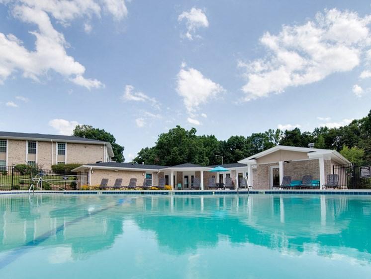 Montecito West Apartments at Montecito West, Raleigh, North Carolina