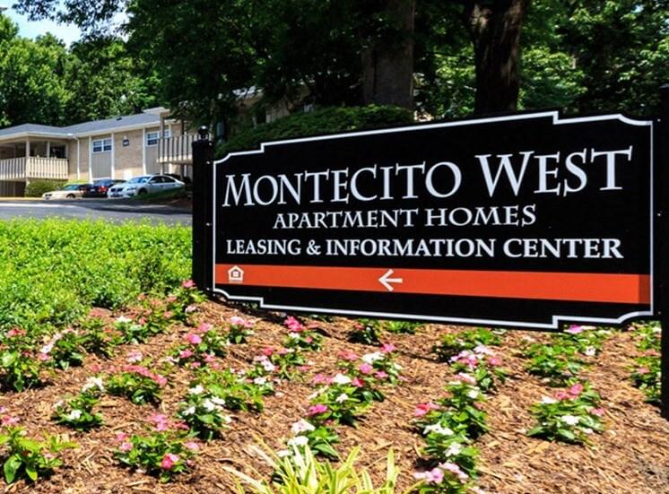 Montecito West Apartments at Montecito West, North Carolina