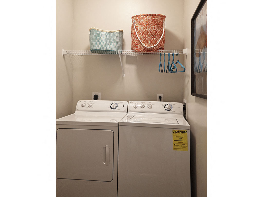 Washer in Southern Pines rentals