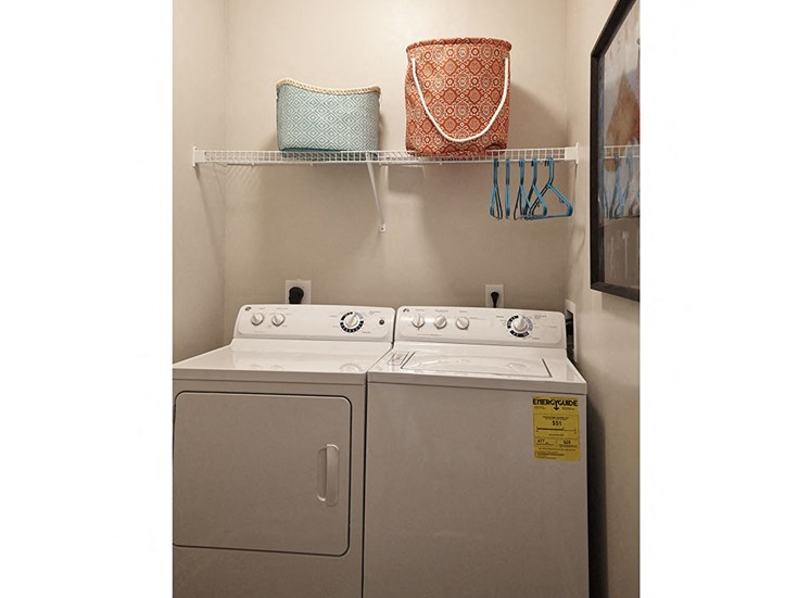 Washer and Dryer in rentals in Carthage NC