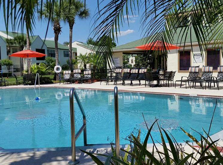Orlando FL apartments pool