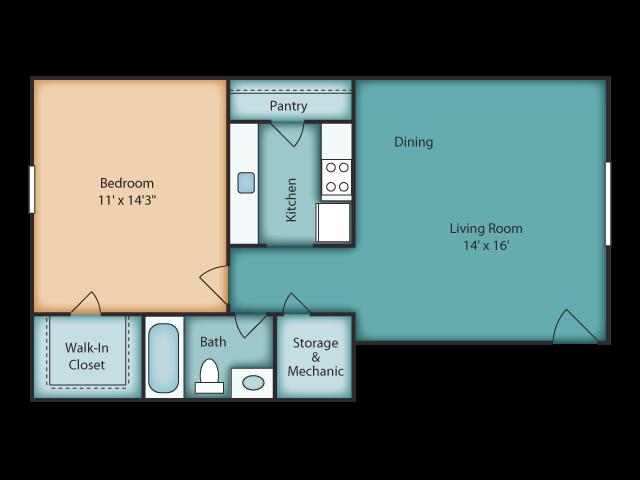Shirley Floor Plan 1