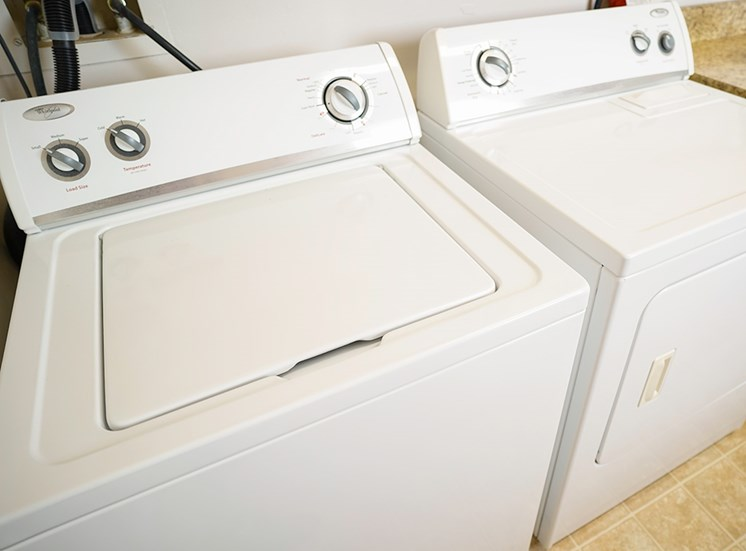 Andover Apartments Laundry