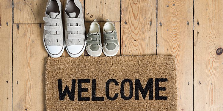 Welcome Mat affordable apartments in Midlothian