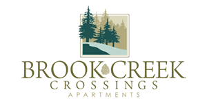 Brook Creek Crossing Apartments logo