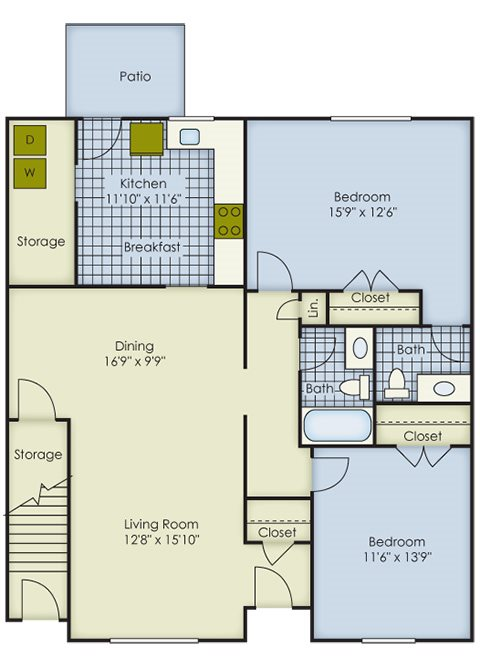 Lexington Floor Plan 3