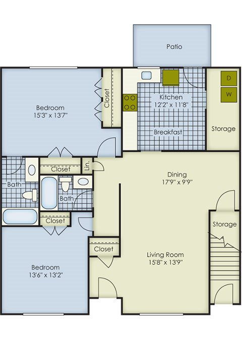 Lexington 2 Floor Plan 7