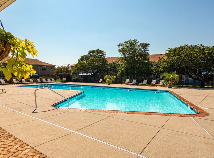 Haygood Halls Apartments Pool 3