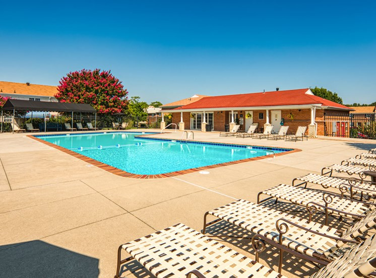 Haygood Halls Apartments Pool 4