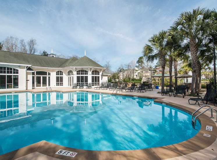 Heron Reserve Apartments Pool