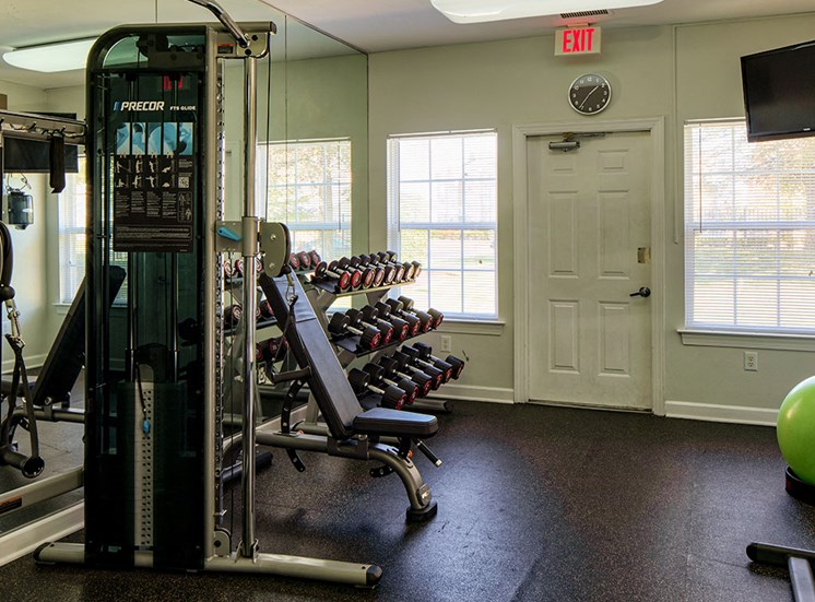 Fitness_Center_Magnolia_Chase_Apartments 2