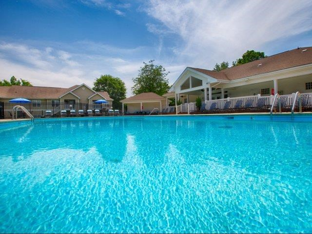 Pool at Northridge Crossing Apartments in Raleigh NC