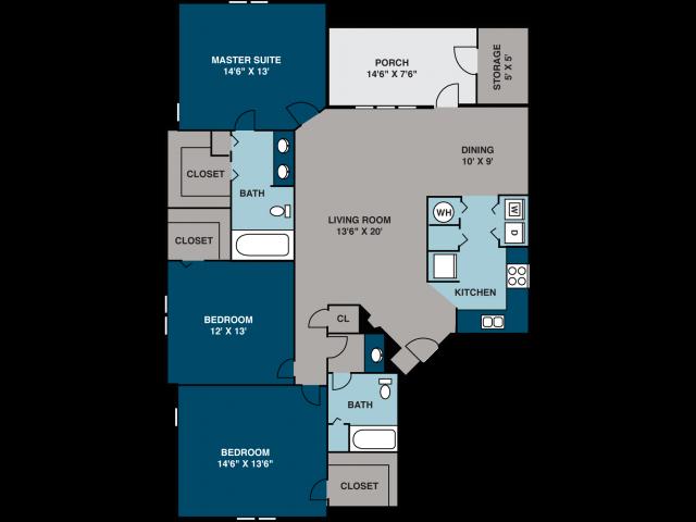 The Calliope Floor Plan 6