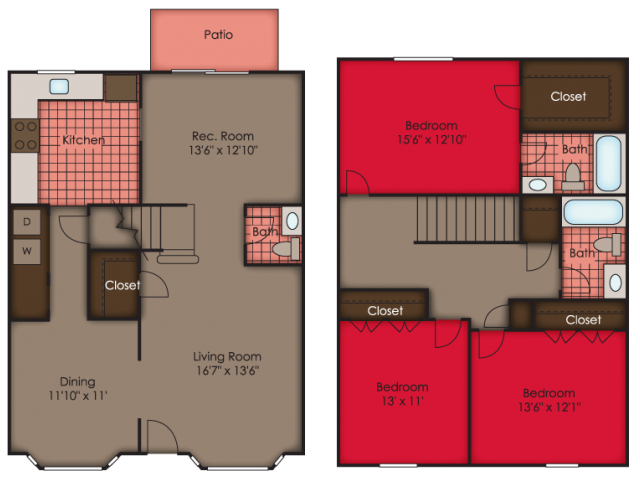 Kent TH Floor Plan 13