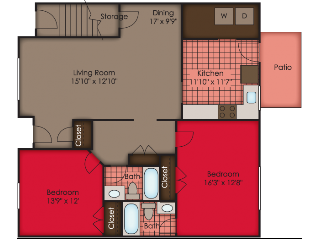 Lexington II Floor Plan 9