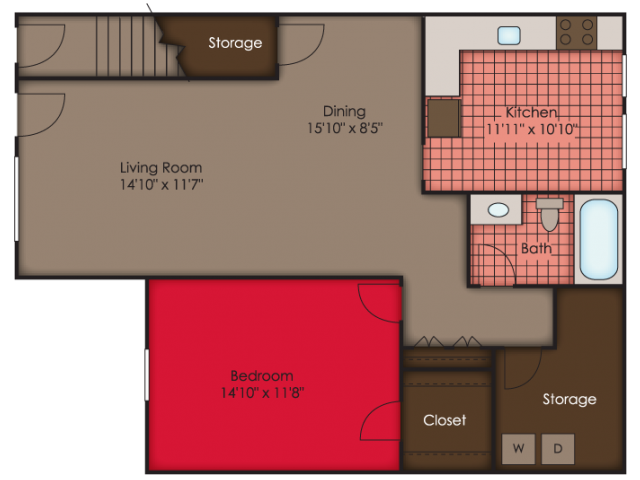 Tyler Floor Plan 3