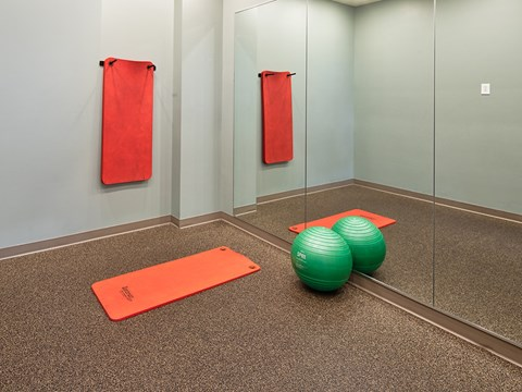 Gym at Solace Apartments in Virginia Beach 23464