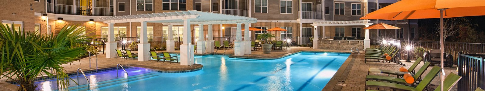 Solace Apartments Pool