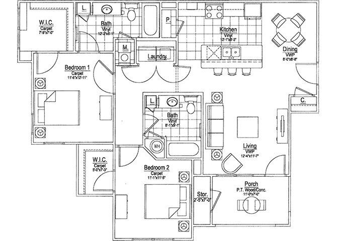 Lily Floor Plan 2