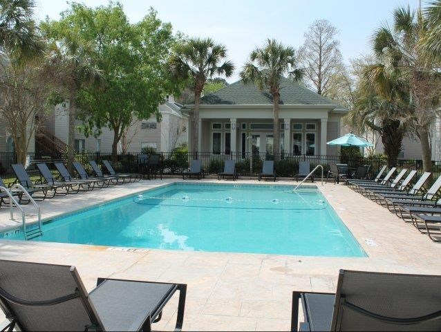 Pool at Windjammer Apartments 12