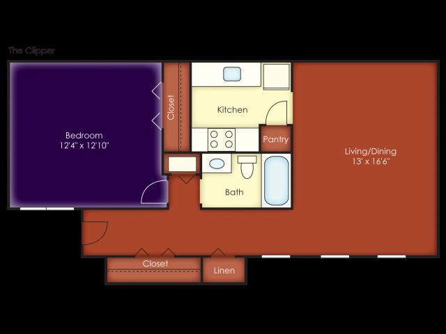 Clipper Floor Plan 2