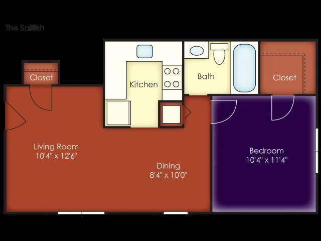 Sailfish Floor Plan 1