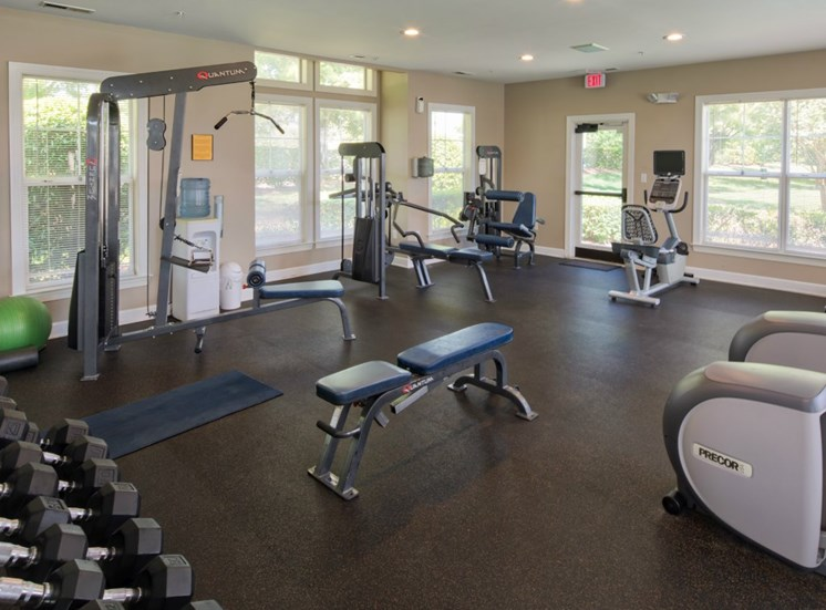 Virginia Beach Luxury Apartments GYM